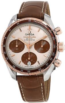 Omega Speedmaster Chronograph Automatic Ladies Watch