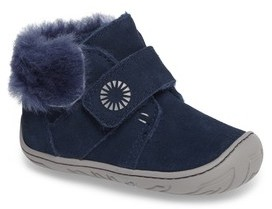 UGG Infant Boy's Jorgen Genuine Shearling Bootie