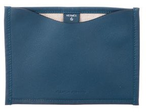 Hermes Petit h Flaneur Forever Pouch - BLUE - STYLE