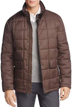 Cole Haan Box-Quilt Puffer Jacket