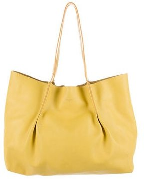 Nina Ricci Smooth Leather Tote