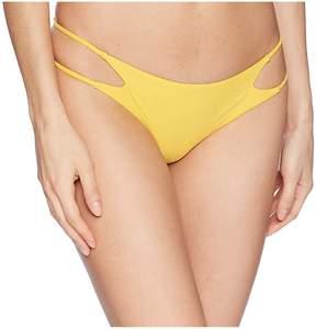 Amuse Society Evelyne Skimpy Bottom Women's Swimwear