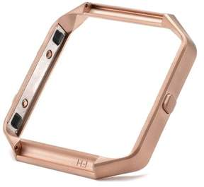 Fitbit AGPtek Replacement Stainless Steel Metal Frame Holder Replace Shell for Blaze Smart Watch
