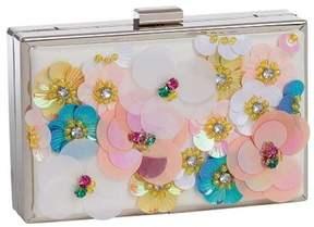 J. Furmani Women's 13664 Spring Hardcase Clutch