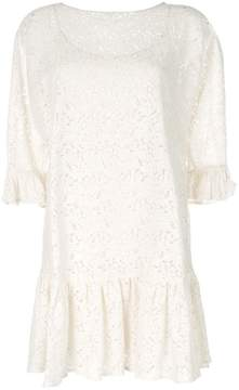 Blugirl embellished lace dress