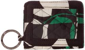 Vera Bradley Campus Double ID Credit card Wallet - IMPERIAL ROSE - STYLE