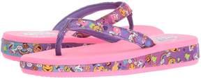 Skechers Sunshines Lights 10946L Girl's Shoes