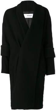 Chalayan double cuff long coat