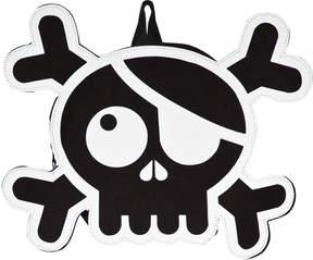Nununu Black Skull Mini Backpack