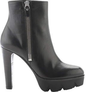 Vic Matié Justice Leather Lug Sole Platform Bootie (Women's)