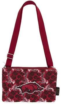 NCAA Arkansas Razorbacks Bloom Crossbody Bag
