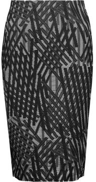 Tart Collections Maddi Stretch-Jacquard Skirt