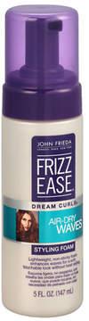 John Frieda Frizz Ease Dream Curls Air-Dry Waves Styling Foam