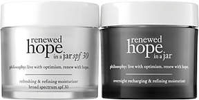 philosophy AD renewed hope in jar sun&night duoAuto-Delivery