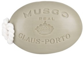 Claus Porto Oak Moss Soap On A Rope