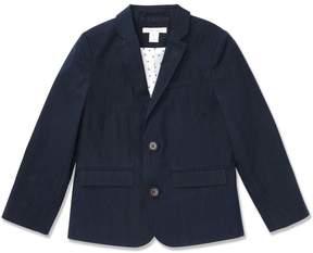 Marie Chantal Boys Slim Fit Suit Jacket - Dark Navy