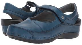 Wolky Strap-Cloggy Women's Shoes