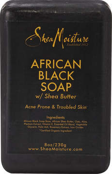 Shea Moisture SheaMoisture African Black Soap Bar Soap