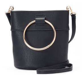 Lauren Conrad Mini Bucket Crossbody Bag