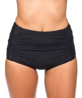 Athena Cabana Solids High Waist Bikini Bottom