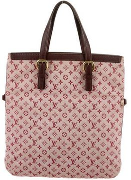 Louis Vuitton Francoise Bag - PINK - STYLE