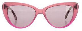 Prism Capri Cat-Eye Sunglasses