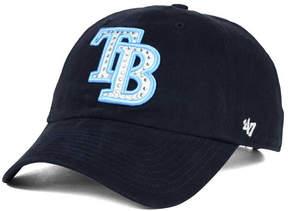 '47 Tampa Bay Rays Gemstone Clean Up Cap