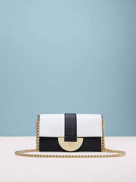 Diane von Furstenberg Bonne JourneeHalf Moon Bag