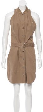 Vanessa Bruno Racerback Safari Dress w/ Tags