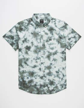 RVCA That'll Do Rinsed Mens Shirt