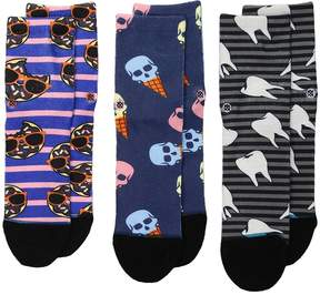 Stance Conehead Box Set Men's Crew Cut Socks Shoes
