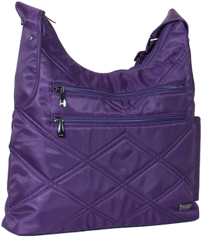 Concord Purple Cable Car Crossbody bag