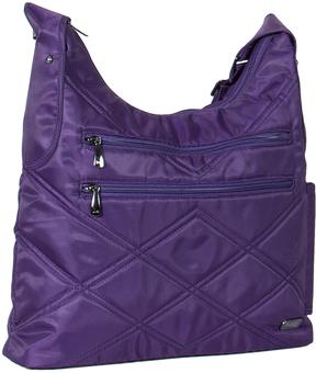 Concord Purple Cable Car Crossbody bag
