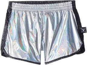 Nununu 1/2 1/2 Nylon Gym Shorts Girl's Shorts