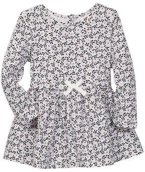 Joe Fresh Long Sleeve Dress (Baby Girls 12-24M)