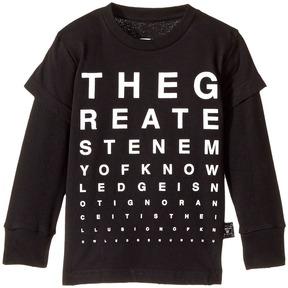 Nununu Vision Test T-Shirt Kid's T Shirt