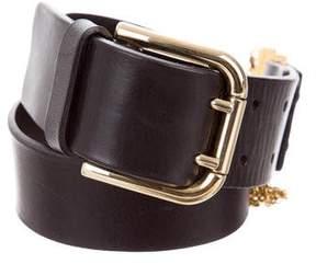 Dolce & Gabbana Love Waist Belt