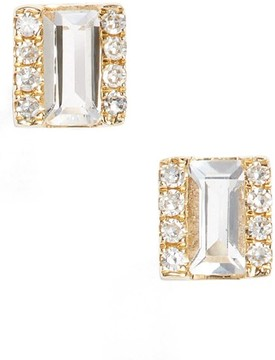 Ef Collection Women's Stud Earrings