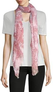 Bindya Lulla Collection by Women's Ornate Scarf