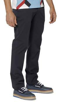 Incotex Men's 1agw8290098822 Blue Cotton Pants.