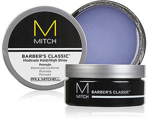 Paul Mitchell Mitch Barber's Classic Moderate Hold/High Shine Pomade, 3-oz.