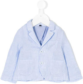 Emporio Armani Kids striped blazer