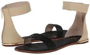 Yosi Samra Cambelle 3D Croco Leather Sandal Women's Dress Sandals