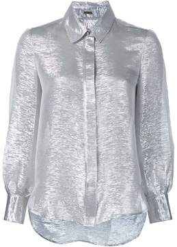 ADAM by Adam Lippes metallic shirt