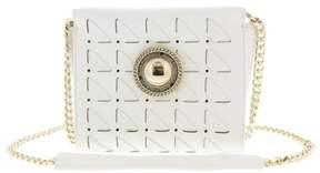 Versace EE1VRBBD6 White Shoulder Bag