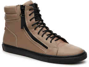 Kenneth Cole New York Men's Kenneth Cole Stay Tuned High-Top Sneaker