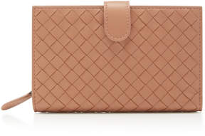 Bottega Veneta Document Case Leather Wallet