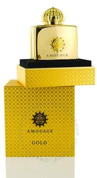 Amouage Gold EDP Spray 3.3 oz (100 ml) (w)