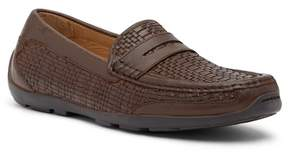Tommy Bahama Taza Fronds Woven Leather Loafer
