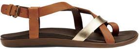 OluKai Women's Upena Quarter Strap Sandal